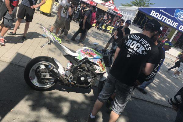 WATATA MOTO GP 18 80