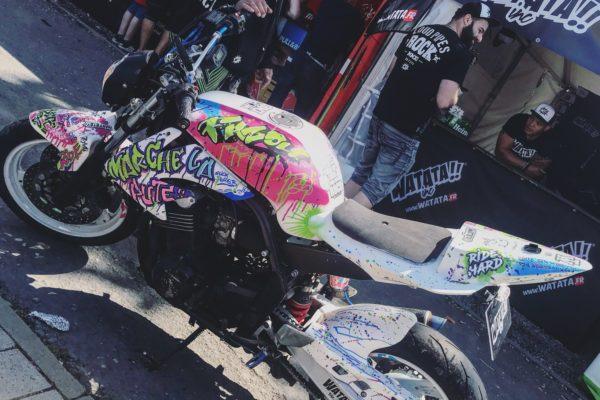 WATATA MOTO GP 18 97