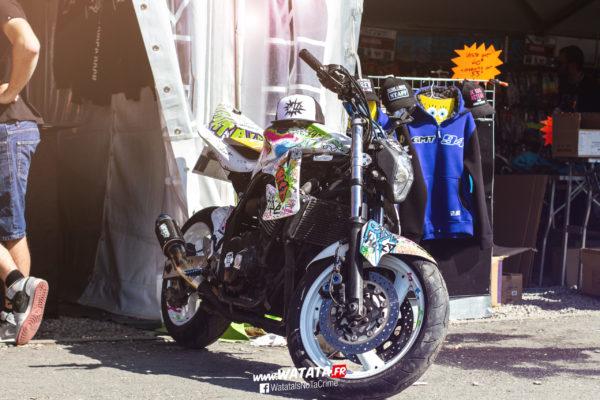 WATATA MOTO GP 18 FAZOU 6